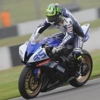 Supersport - Test Imola: Crutchlow intouchable