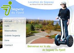 Essayez le Segway électrique au Québec !