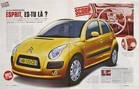 Future Citroën 2CV pour 2009 ?