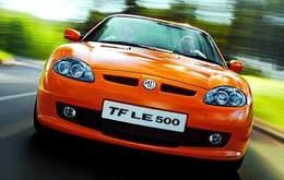 MG TF : la production redémarre à Longbridge. Il parait ...