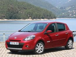 Classement du mois de février des véhicules les plus vendus en France : Renault Clio 3 en tête