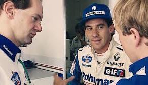 "Formule 1 - Adrian Newey: ""je suis responsable de la mort de Senna"""