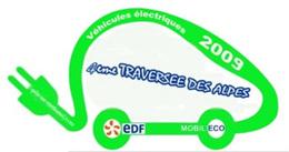 Zoom sur la 4e traversée des Alpes en véhicules électriques
