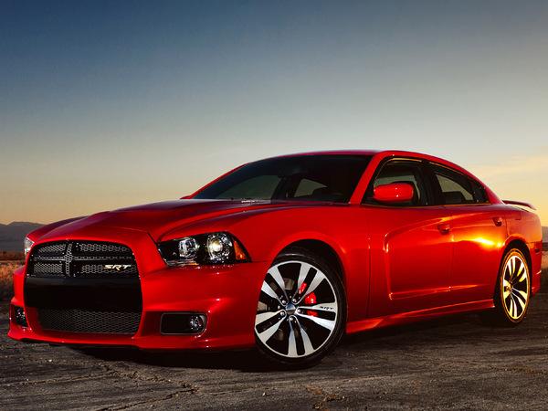 Chicago 2011 : nouvelle Dodge Charger SRT8, plus méchante