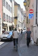 La ville d'Annecy encourage l'utilisation du vélo