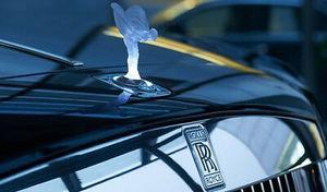 L'emblème illuminé de Rolls-Royce est illégal selon l'Europe