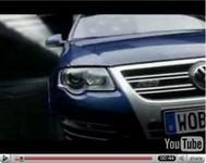 La vidéo du jour : publicité Volkswagen Passat R36