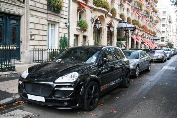 Photos du jour : Porsche Gemballa GT Biturbo