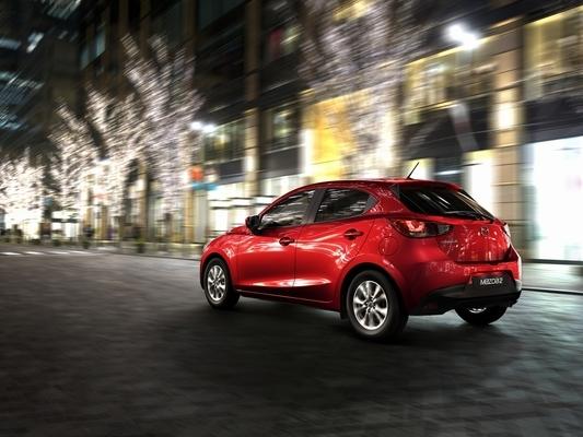 Voici tous les prix et la gamme de la nouvelle Mazda2