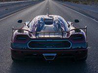 Koenigsegg bat le record du monde de vitesse pour une voiture de série avec 444km/h