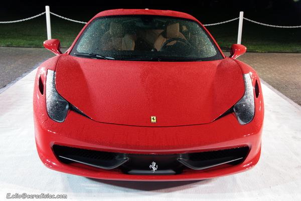 Photos du jour : Ferrari 458 Italia