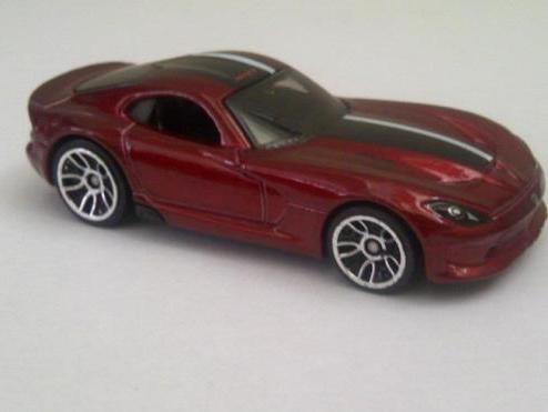 SRT Viper: La voici en miniature !