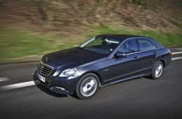 La nouvelle Mercedes E200 CDI BlueEFFICIENCY moins polluante