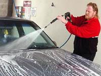 Une autre solution pour laver son véhicule sans eau !