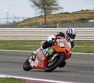 Louis Rossi de nouveau sur le podium à Valence