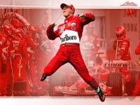 Schumacher : pilote Ferrari le plus apprécié de l'Histoire !