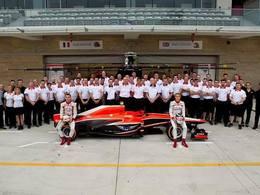 F1 : l'équipe Marussia dépose le bilan