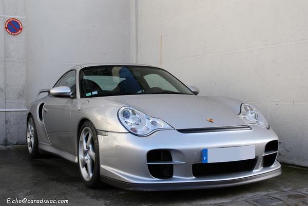 Photos du jour : Porsche 996 GT2