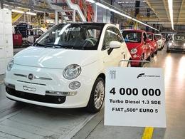 Quatre millions de moteurs Fiat Multijet  1,3 litres dans la nature