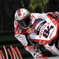 Superbike -Test Imola D.2: Fabrizio sur sa lancée, Neukirchner blessé