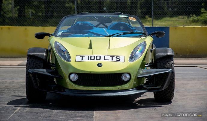 Photos du jour : Lotus 340R (Le Mans Classic)
