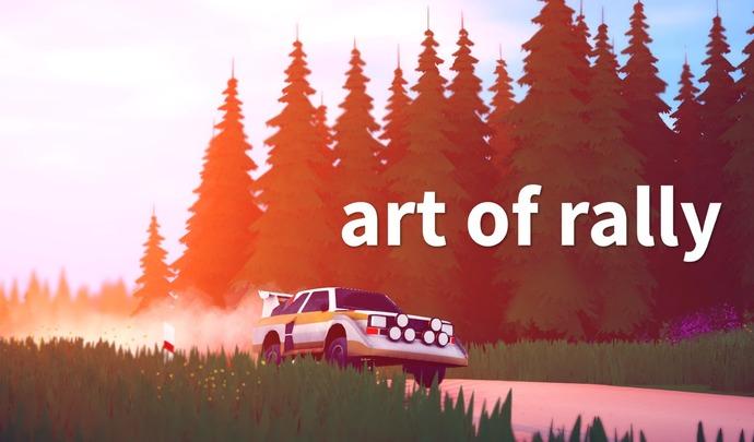 Test : Art of Rally sur PC