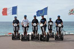 La police municipale de Nice adopte le Segway