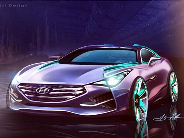 Hyundai i80 concept: virtuelle