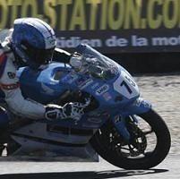 Championnat de France 125 au Vigeant : Jordan Levy l'emporte