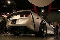 Specter Werkes métamorphose Corvette