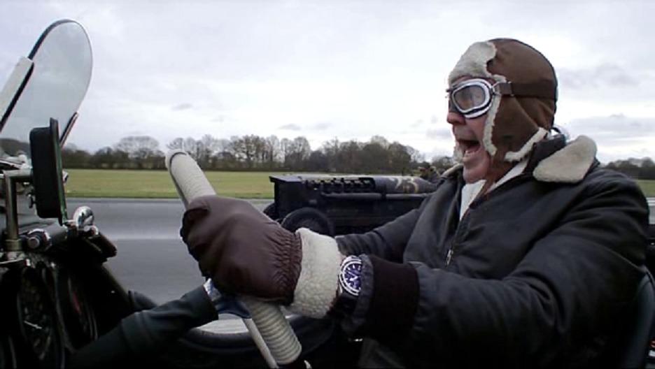 Top Gear : BMW Brutus vs Bentley Spitfire, la Seconde Guerre
