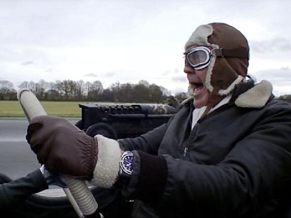 Camry Le Vs Se >> Top Gear : BMW Brutus vs Bentley Spitfire, la Seconde ...