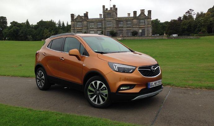 Première vidéo de l'Opel Mokka X : découvrez les premières images de l'essai en live + impressions de conduite