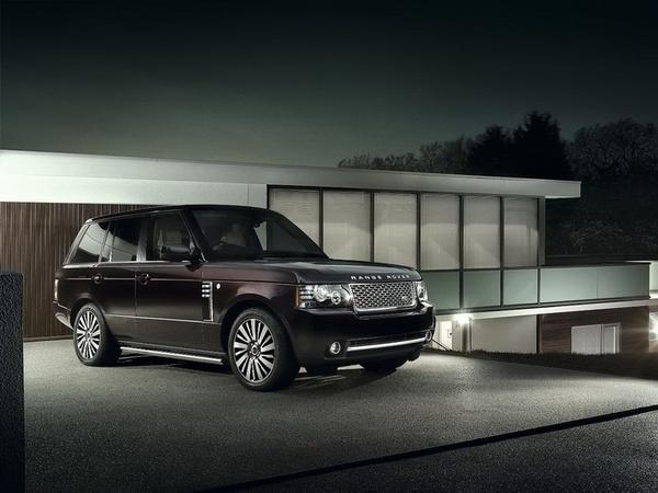Genève 2011 : Range Rover Autobiography Ultimate Edition, comme son nom l'indique