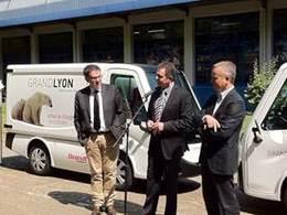 Le Grand Lyon choisit le Citélec de Brandt Motors