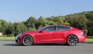 Petites mises à jour pour les Tesla Model S et X