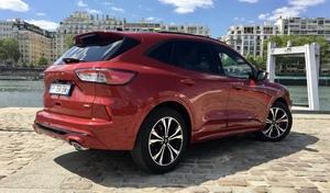 Ford : les problèmes du Kuga hybride européen retardent les livraisons américaines