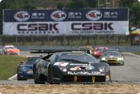 FIA-GT: victoire pour Lamborghini et Bouchut!
