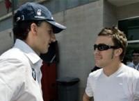 La rumeur F1 du jour : Alonso et Kubica chez Ferrari en 2010