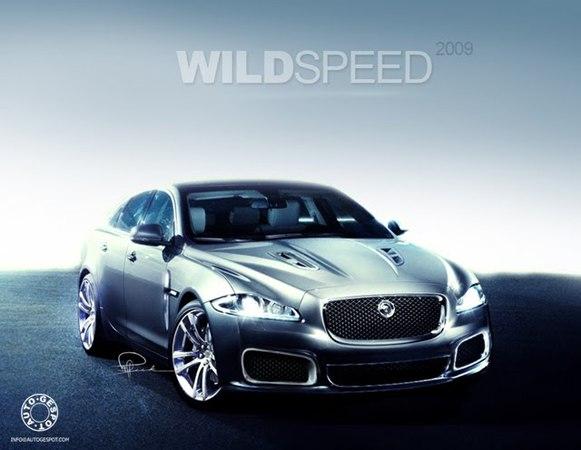 Jaguar XJR : comme ça ?