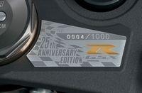 Suzuki GSX-R 1000 25ième anniversaire : 1000 dans le monde, 300 pour la France