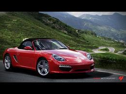 Les Porsche arrivent dans Forza 4
