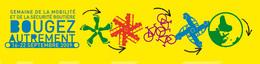 """La Semaine de la mobilité et de la sécurité routière 2009 : le slogan """"Bougez autrement"""""""