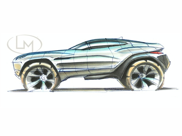 Future LM Rally Fighter : quand un inconnu vous offre une voiture ...