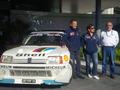 Photos du jour : Peugeot 205 T16 (Les Grandes Heures de L'Automobile)