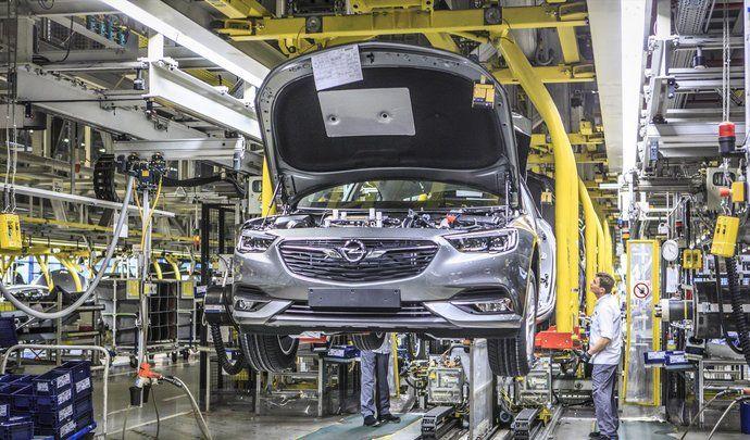 Groupe PSA vise un retour à la rentabilité d'Opel à l'horizon 2020