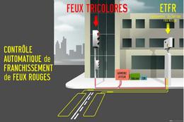Sécurité piétons : de nouveaux dispositifs feux rouges lancés en France
