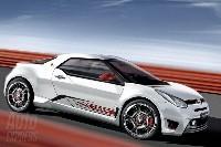 Futur Abarth roadster: comme ça?