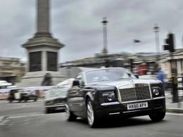 [Vidéo] 100 Rolls-Royce dans Londres, voilà ce que ça donne