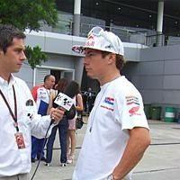 Moto GP: Valence: Hayden fera encore confiance aux 16 pouces